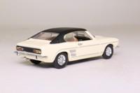 Detail 304; 1969 Ford Capri; 3000E, White