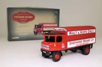 Corgi Classics 80003; Sentinel Steam Wagon; Dropside & Tilt, Shepherd Neame Ltd