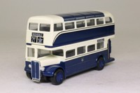 Corgi Classics 96982; AEC RT Double Deck Bus (1:64); Rochdale