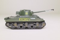 Panzer Division #4; M4 Sherman Tank; US Army, 3rd Armored Division