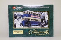 Corgi Classics 34301; Guy Arab Bus; Swindon Corporation, Pressed Steel. Swindon Rd