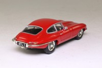 Atlas Editions 4 656 102; 1961 Jaguar E-Type 2+2 Coupe; Red