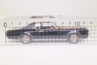 NEO 44740; 1972 Pontiac Grand Prix Hurst SSJ; Black & Gold