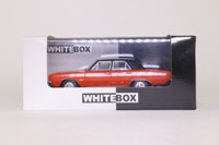 White Box WB148; 1975 Dodge Charger R/T; Red & Black
