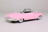 Solido 4512; 1950 Buick Super Convertible; Open Top; Lipstick Pink