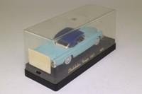 Solido 4521; 1957 Studebaker Silver Hawk; Turquoise & Blue