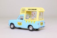 Oxford Diecast ANG020; Ford Anglia Ice Cream Van; High Top, Walls, With Cones
