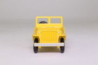 Dinky Toys 24M; Civilian Jeep; Yellow