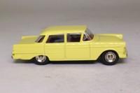 Dinky Toys 177; Opel Kapitän; Yellow