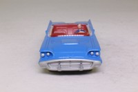 Dinky Toys 555; Ford Thunderbird Convertible; Open Top, Blue