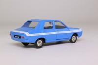Dinky Toys 1424G; Renault 12 Gordini; Blue, White Stripes
