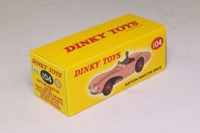 Dinky Toys 104; Aston Martin DB3S; Pink, Touring Finish