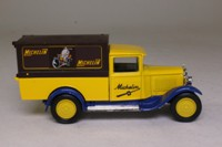 Solido 4409; 1930 Citroen C4F; Delivery Van, Michelin