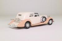 Solido 4051; 1939 Delage D8-120; Coupe de Ville, Beige/Coffee