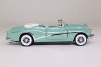 Franklin Mint; 1953 Buick Skylark Convertible; Open Top, Jade Green