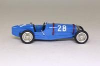 Brumm R174; 1933 Bugatti Type 59; Monte Carlo, RN28, Nuvolari