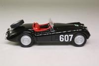 Brumm R164; Jaguar XK120 Convertible; Open Top, 1948 Rally Della Alpi, RN607