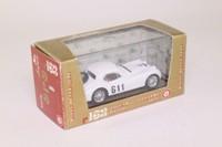 Brumm R163; Jaguar XK120 Hardtop; Rally Della Alpi, White, RN611