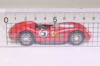 Brumm R94; Ferrari 250 TRS; 1960 RN5; Red