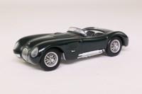 Auto Art 53501; 1951 Jaguar C Type; British Racing Green