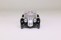 Schuco 02543; 1936 BMW 328 Sports; Open Top, Silver