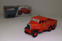 Corgi Classics 17501; Scammell Constructor; Ballast Tractor, Siddle Cook Heavy Haulage