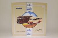 Corgi Classics 97075; South Wales Bus 2 Pce Set; AEC Regal Coach & Bedford OB Coach