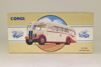 Corgi Classics 97197; AEC Regal Half Cab Coach; Western Welsh, Day Tour