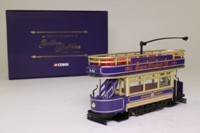 Corgi Classics CC25206; Double Deck Tram Open Top, Open Platform; The Queen's Golden Jubilee, 1952-2002