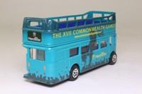 Corgi Classics CC82307; AEC Routemaster Bus; Open Top: Commonwealth Games Manchester 2002
