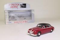 Corgi Classics 01803; 1959 Jaguar Mk.2 3.4 Litre; Inspector Morse TV Series