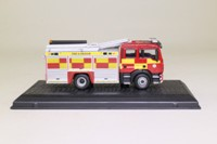Atlas Editions 414 4110; MAN Pump Ladder Fire Engine; Fire & Rescue