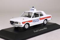Atlas Editions 4 650 108; 1970 Ford Cortina MkII; Hampshire Police