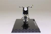 Atlas Editions 00; 1966 Sanglas 400T Motorcycle; Blue & Black