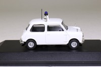 Atlas Editions 4 650 115; 1964 Austin Mini; Police: Royal Ulster Constabulary