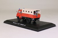 Atlas Editions 7147 012; Robur  LO 1800 A Fire Truck; Spain