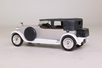 Solido 1162; 1926 Hispano Suiza Découvrable; Soft Top, Mushroom & White