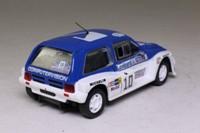 DeAgostini; MG Metro 6R4; RAC Rally 1985; Third Place: Tony Pond & R Arthur