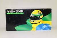 Minichamps 540 851892; Lotus Renault 97T Formula 1; 1985 Portugal GP 1st; Ayrton Senna; RN12