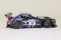 Minichamps 153 132320; BMW Z4 GT3; 2013 24h Nuburgring; Tomczyk, Klingmann, Adorf, Hurtgen; RN20