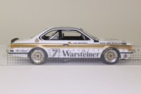 Classic Model Replicas CMR007; BMW 635i; 1984 DPM; Warsteiner; Prinz Luitpold von Bayern; RN7