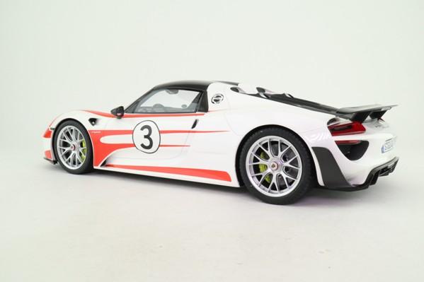 GT Spirit GT078; Porsche 918 Spider; Weissach Package RN3