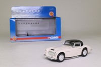Vanguards VA05105; Austin Healey 3000 MkII Hard Top; Old English White