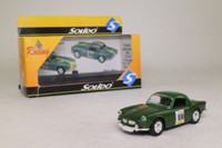 Solido 1921; 1963 Triumph Spitfire Sports; Hard Top, Green, RN100