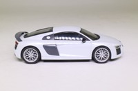 Herpa 501.15.184.13; 2012 Audi R8 V10 Plus Coupe; Suzuka Grey