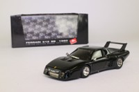 Brumm; Ferrari 512BB; Black