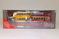Corgi OOC 45001; Dorset Delights Set; Weymann Trolleybus: Bournemouth: Bristol L; Wilts & Dorset