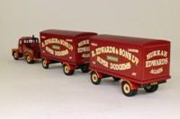 Corgi Classics 97920; Scammell Highwayman; Edward's Fun Fair, Ballast Tractor & Two Trailers