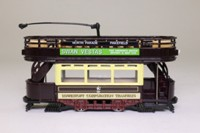 Corgi Classics 98150; Double Deck Tram Open Top, Open Platform; Lowestoft Corporation Tramways; North Parade, Pakefield