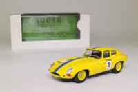 Bang/Box/ Best 8443; Jaguar E Type; Coupe; 1962 Tourist Trophy, RN18